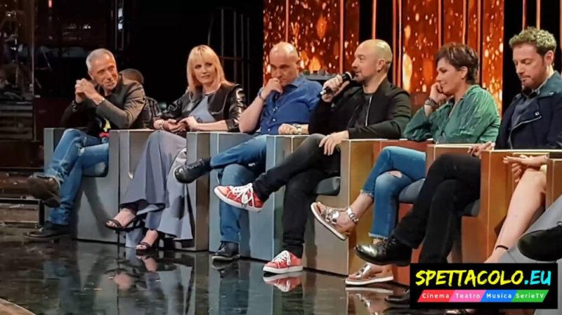 Ora o mai più - Jalisse, Stefano Sani, Alessandro Canino, Donatella Milani e Massimo Di Cataldo