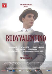 Rudy Valentino locandina