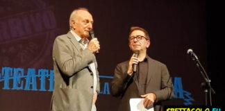 Teatro della Cometa - Presentazione Stagione 2018-19 - Giorgio Barattolo e Pino Strabioli