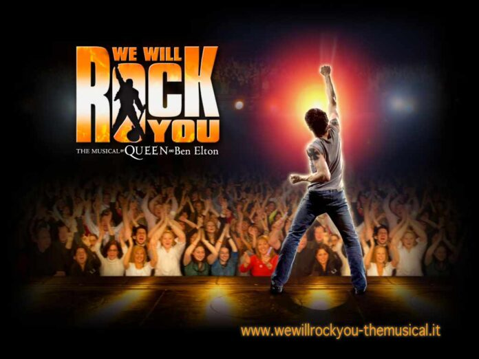 We Will Rock You - cover