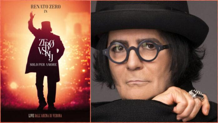 Renato Zero - Zerovskij live cd