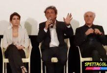 Paolo Sorrentino, Toni Servillo, Elena Sofia Ricci - conferenza stampa Loro