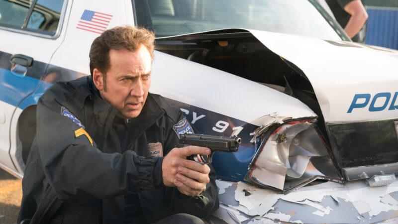 Nicolas Cage è l'agente Chandler in 211 - Rapina in corso