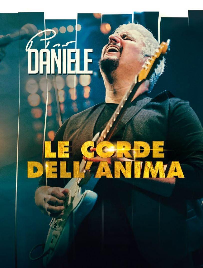 Cover Pino Daniele_Le corde dellanima
