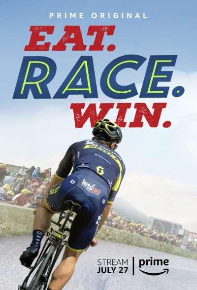 EAT. RACE. WIN. Amazon Prime Video