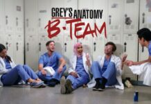 Grey's Anatomy B-TEAM