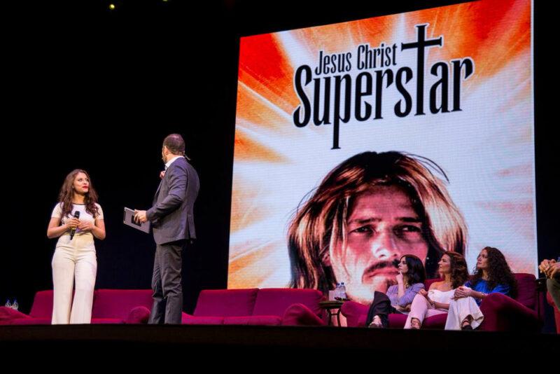 Presentazione Sistina 2018-19 - Simona Di Stefano (Jesus Christ Superstar)