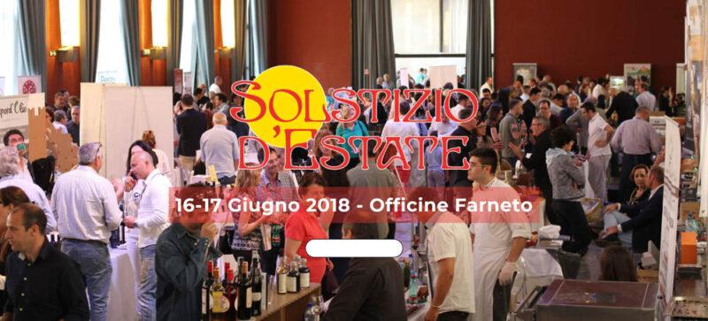 Solstizio d'Estate 2018 evento