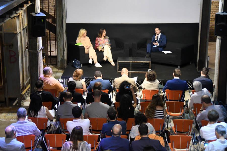Solstizio d'Estate 2018 - totale conferenza stampa