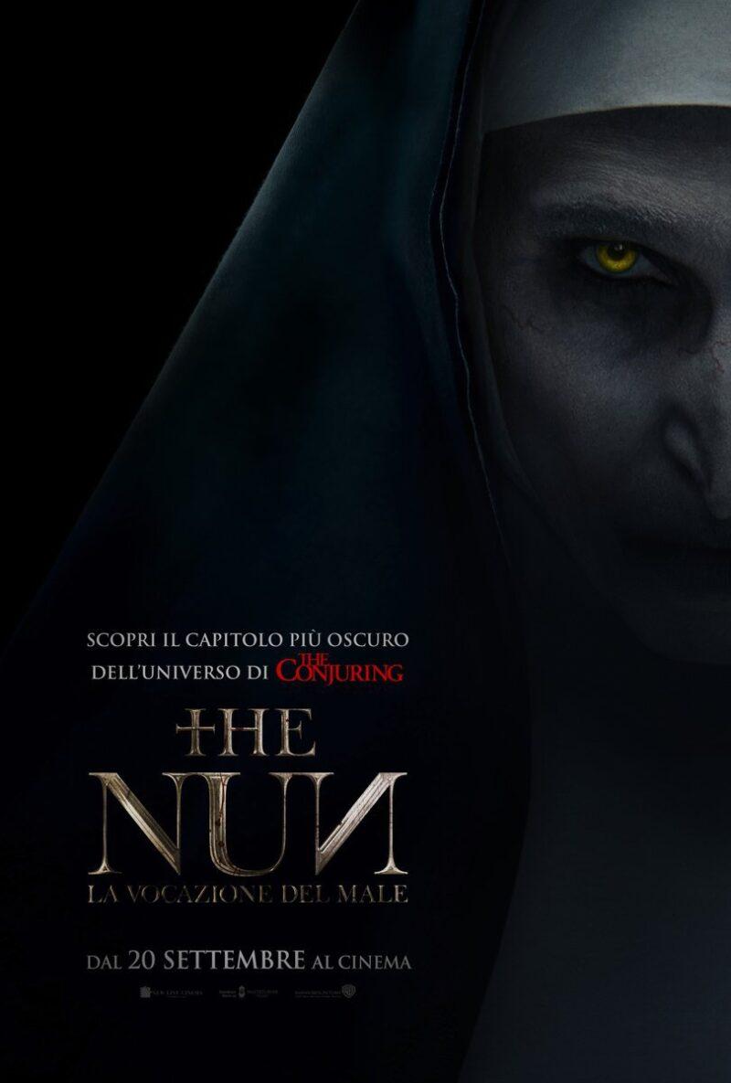 The Nun – La vocazione del male - poster