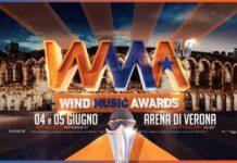 Wind Music Awards - copertina