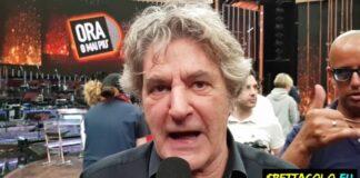 Fausto Leali - intervista Ora o mai più