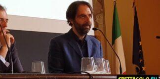 Neri Marcorè - Conferenza stampa RisorgiMarche 2018