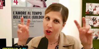 Michela Andreozzi intervista L'amore al tempo delle mele (Golden)
