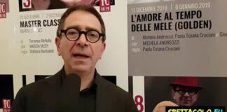 Pino Strabioli - intervista Cavoli a merenda