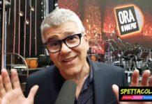 Michele Zarrillo - intervista Ora o mai più