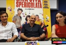 Una vita spericolata - intervista Matilda De Angelis, Eugenio Franceschini, Marco Ponti