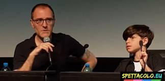 Conferenza stampa Tito e gli alieni - Valerio Mastandrea e Luca Esposito
