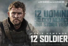 12 Soldiers - banner