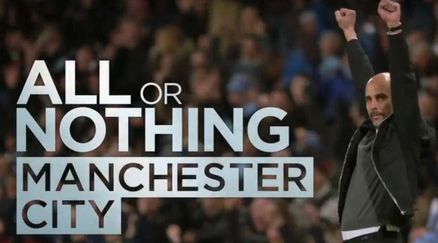 All or Nothing Manchester City Amazon Prime Video