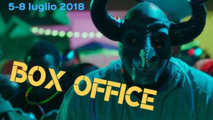 Box Office 09-07-18 - La prima notte del giudizio