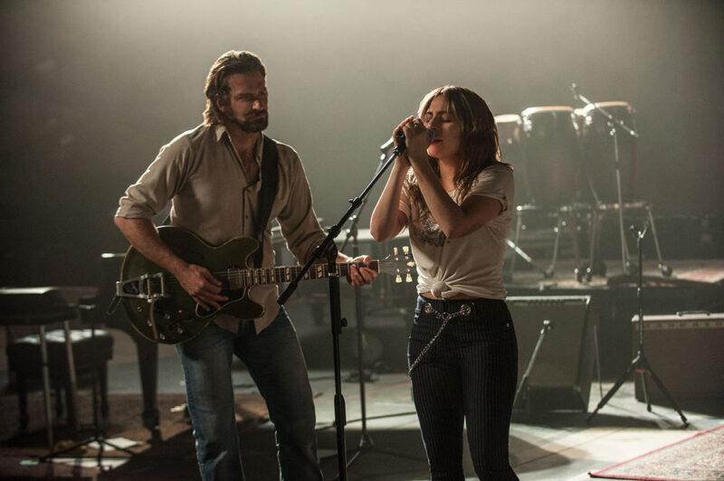 Bradley Cooper e Lady Gaga in A Star is Born (2)