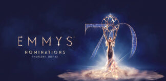 Emmy Award 2018 - nomination