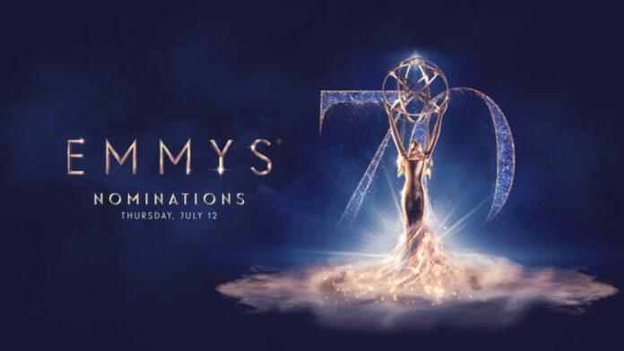 Emmy Award 2018 - nomination