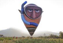 Hotel Transylvania 3: la mongolfiera di Drac in viaggio per il Summer Tour in Italia