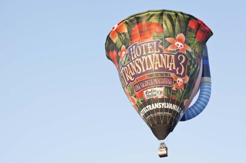 Hotel Transylvania 3: il Summer Tour è in partnership con Radio Italia