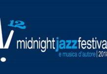 Midnight Jazz Festival - Banner