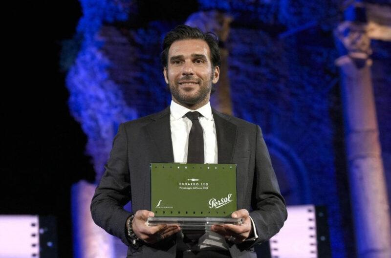 Nastri d'Argento 2018 - Edoardo Leo (ansa)