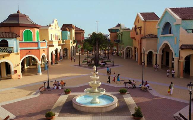Il Valmontone Outlet