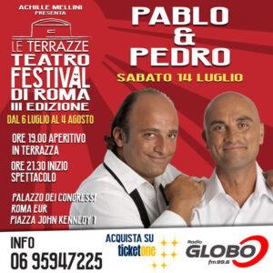 Pablo e Pedro - Le Terrazze Teatro Festival