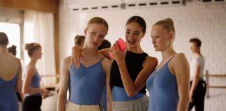 Scena film Girl di Lucas Dhont
