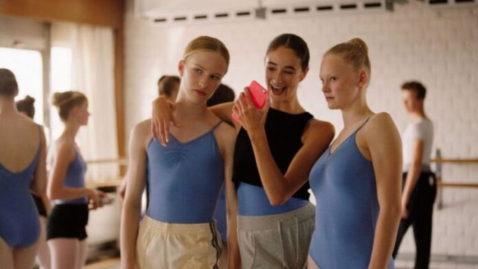 Scena film Girl di Lukas Dhont