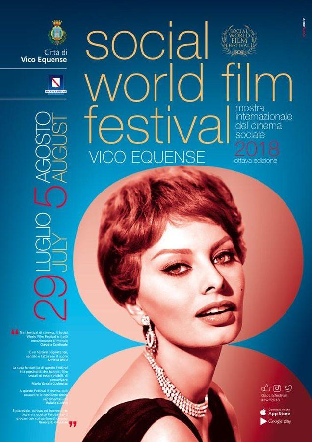 Social World FIlm Festival- Locandina