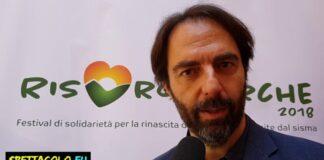 Neri Marcorè - intervista RisorgiMarche 2018
