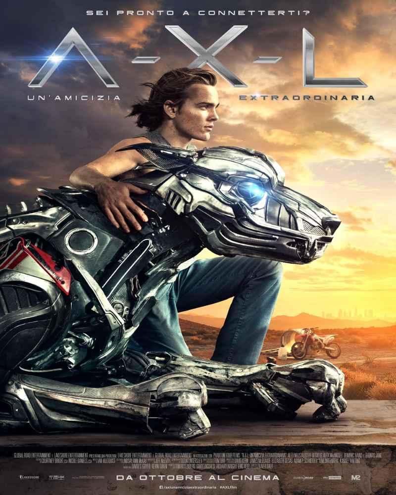 A-X-L Unamicizia extraordinaria poster