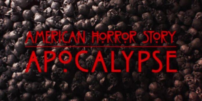 American Horror Story Apocalypse banner