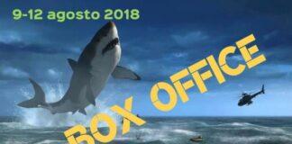 Box Office 13-08-2018 Shark - Il primo squalo