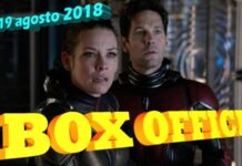 Box Office 20-08-2018 Ant-Man and The Wasp