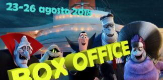 Box Office 27-08-2018 Hotel Transylvania 3