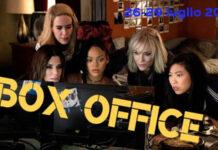 Box Office 30-07-2018 Oceans 8