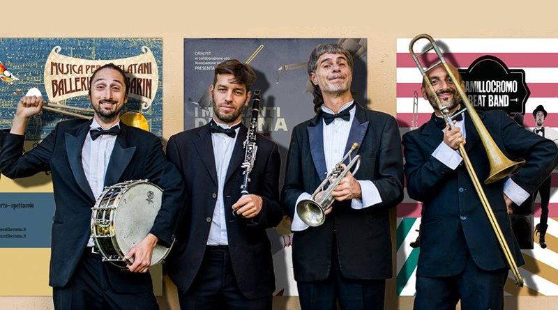 Camillo cromo marchin band