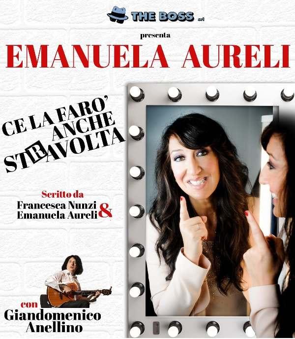 Ce la farò anche StRavolta Emanuela Aureli