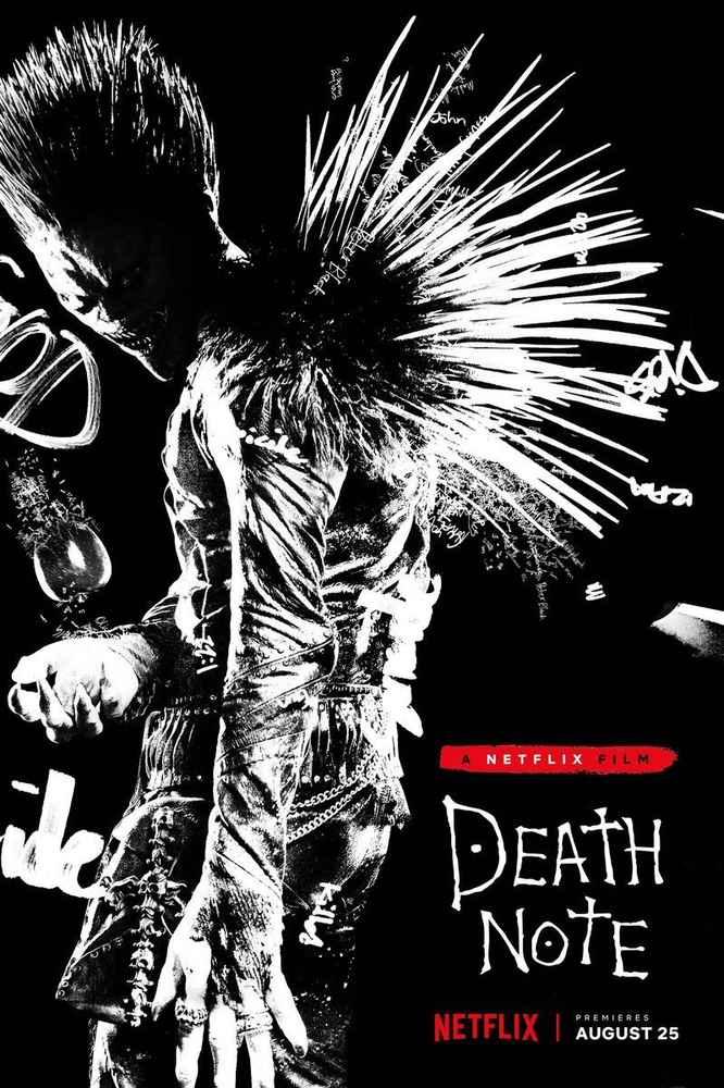 Death Note Locandina