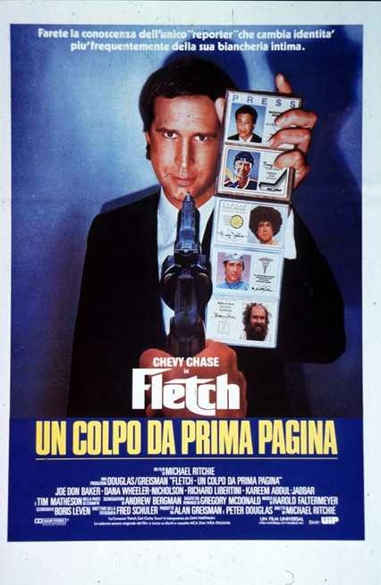 Fletch Stranger Things
