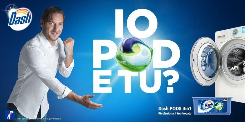 Francesco Totti - Spot Io Pod e tu