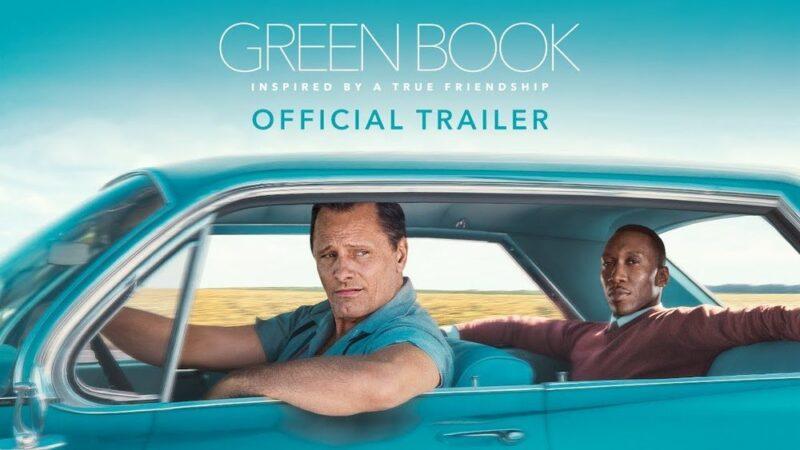 Green Book Locandina